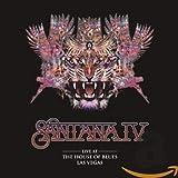 : Santana IV - Live At The House of Blues Las Vegas (DVD + 3 LP Set) (Vinyl (DVDs + LPs))