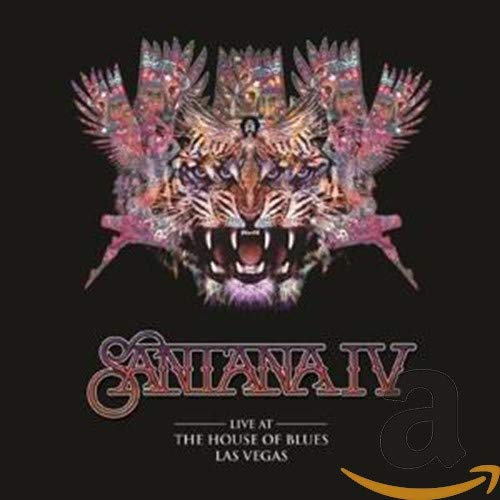 Santana IV - Live At The House of Blues Las Vegas (DVD + 3 LP Set)