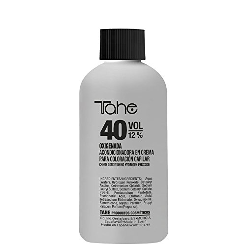 Tahe Crema Oxidante/Crema Oxigenada Activadora del Color...
