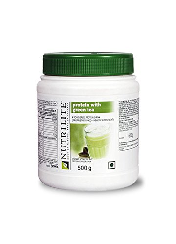 amway protein green tea - 1