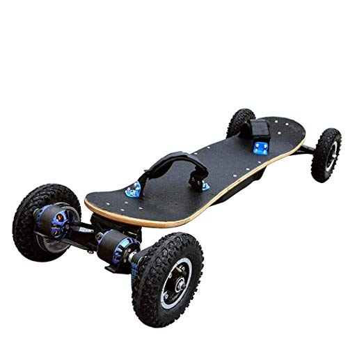 Find Cheap YLFGSLEP Electric Skateboard, Long Board with Remote Control Function 1200W Dual Drive Ex...