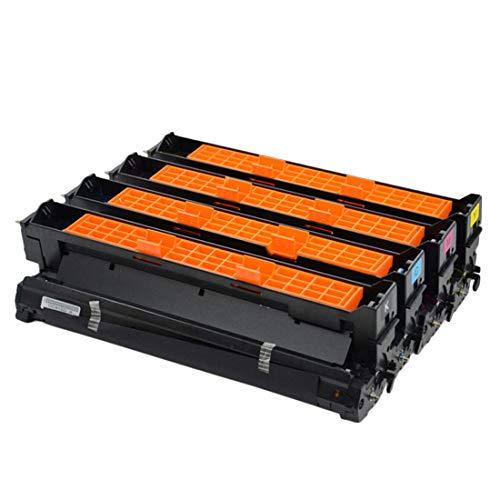 YBCD 42918104 Unidad de Tambor de imágenes, Compatible Oki C9600 C9650 C9800 9850 Impresora Unidad de Tambor, Tambor de Repuesto, Revestimiento fotosensible All