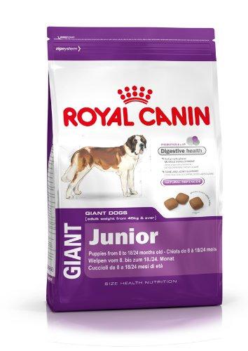 Royal Canin GIANT JUNIOR - Comida para perros (15 kg)