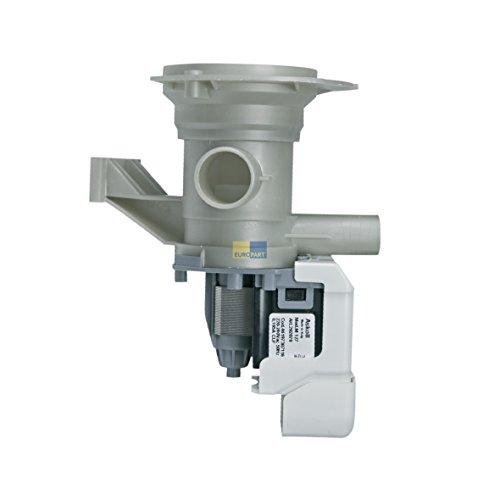 Bauknecht Whirlpool 481073071153 ORIGINAL Ablaufpumpe Laugenpumpe Pumpe Pumpenstutzen Waschmaschine auch Indesit Hotpoint C00319033