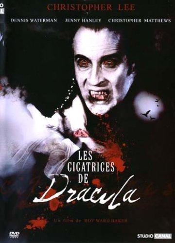 Les cicatrices de Dracula [Francia] [DVD]