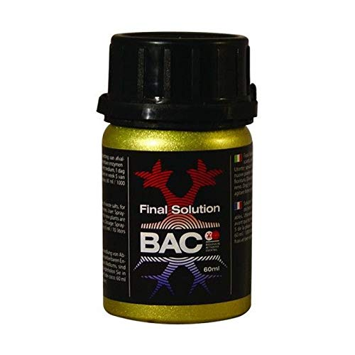 BAC Final Solution Root Clean Nutrient Hydroponie 120 ml