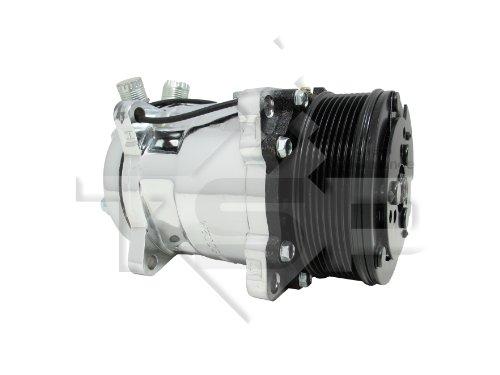 Sanden 508 AC Compressor Serpentine