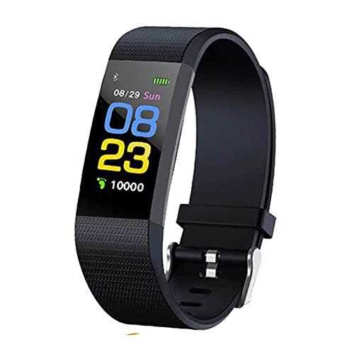 laoonl Reloj Inteligente Hombres Y Mujeres Deportes Al Aire Libre Multifuncional Salud Frecuencia Cardíaca Monitoreo Impermeable