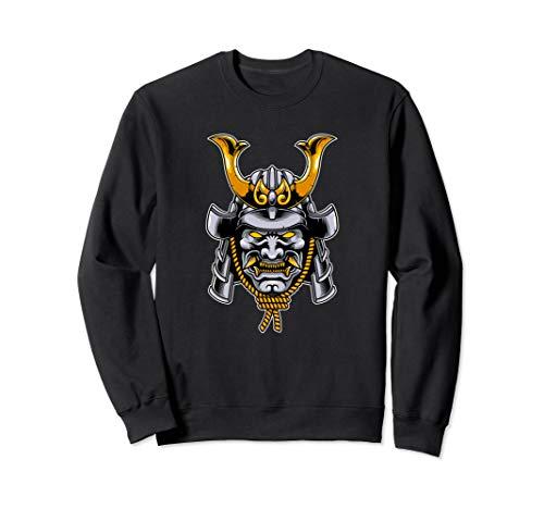 Japan Bushido Demon Samurai The Way of the Warrior Sweatshirt