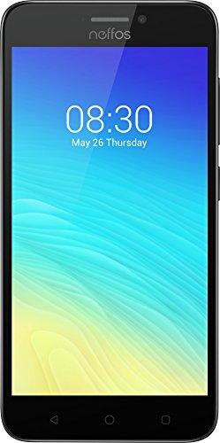 Neffos Y5s 12,7 cm (5') 2 GB 18 GB Doppia SIM 4G Grigio 2450 mAh