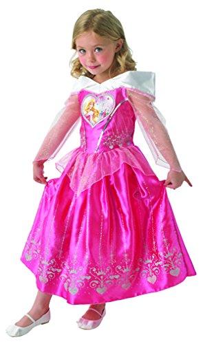 Rubie's-déguisement officiel - Disney- Déguisement Love Heart Aurore -Taille M- I-610277M