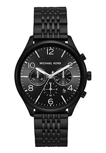 Michael Kors Reloj Cronógrafo para Hombre de Cuarzo con Correa en Acero Inoxidable MK8640