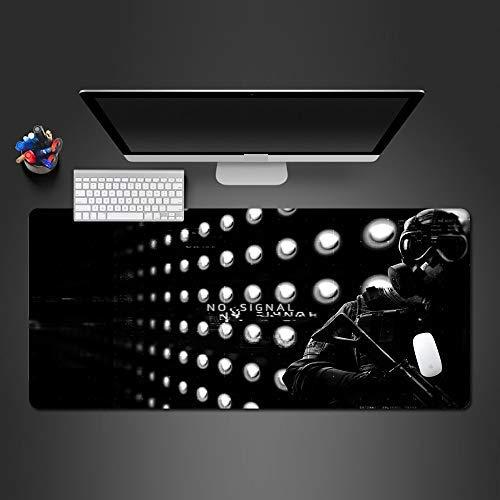 Mauspad Mauspad Mousepad PC Gaming Computer Schnelles Mousepad Wot Gummi Computer Tastatur Mousepad Computermatte