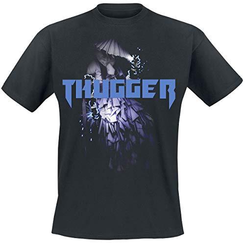 Young Thug Jeffery Männer T-Shirt schwarz M 100% Baumwolle Band-Merch, Bands