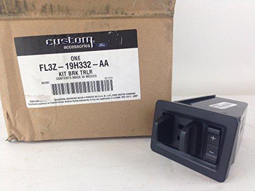 Ford OEM Factory Stock 2015 F-150 F150 Dash Trailer Brake Control Module Kit