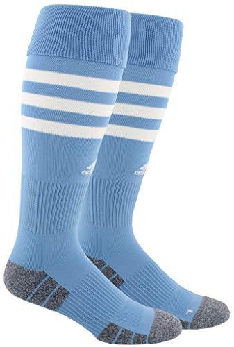 adidas 3-Stripe Hoop Soccer Socks (1-Pair),Team Light...
