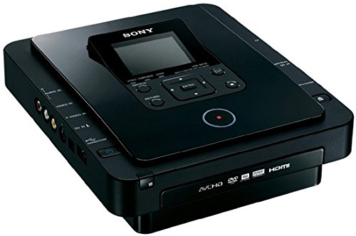 Read About Sony DVDirect VRDMC10 Stand Alone DVD Recorder/Player (Black)