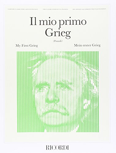 Il Mio Primo Grieg Piano ~ TOP Books