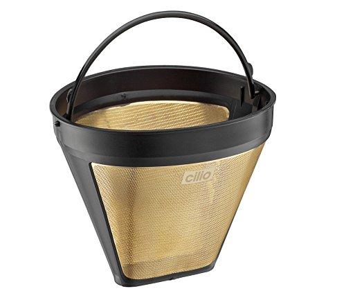 Cilio Gold Kaffeefilter, 37