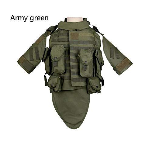 Mlite Taktische Weste, Outdoor-Sportjagd OTV verbesserte Taktische Weste, Luftgewehr, militärische militärische Molle-System-Bordweste