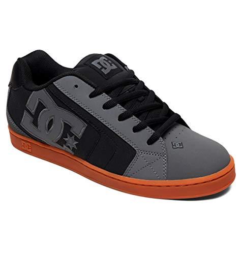 DC Shoes Net - Baskets - Homme - EU 38.5 - Gris