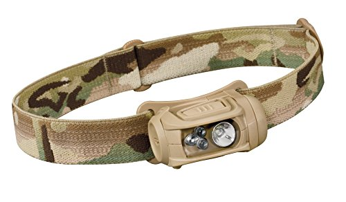 Princeton Tec Remix LED Headlamp (300 Lumens, Multicam w/Red LEDs)