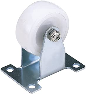 Draper 65496 50mm Dia Plaat Bevestiging Nylon Wiel-S.W.L. 75Kg 75 kg