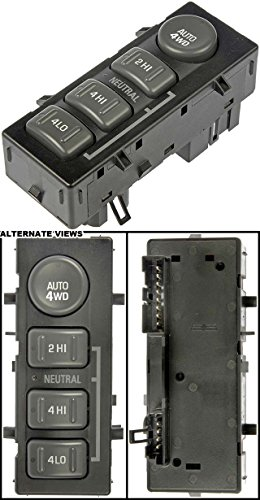 APDTY 012173 Four Wheel Drive Selector Switch
