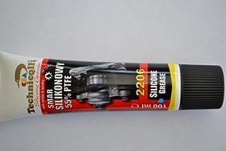100 ml silicone 55% PTFE vet glijmiddel voor montage remschijven & blokken, rubberen afdichting, bougies hoge kwaliteit 10...