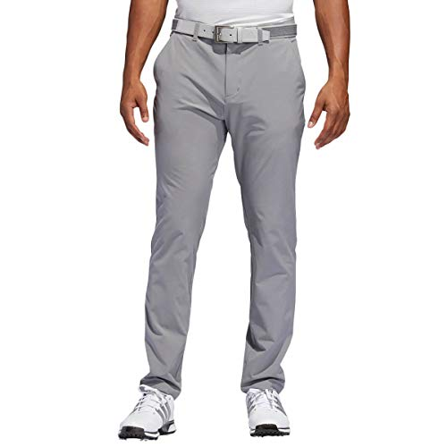 adidas Ulitmate Pant Tapered Pantalones, Hombre, Gris, 4030