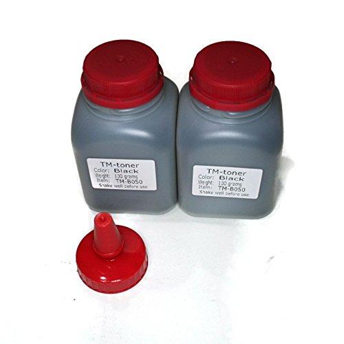 2 bottles Compatible toner refill kit for brother HL-2230 HL-2240 HL-2270 HL-2280 MFC-7360 MFC-7460DN MFC-7860DW DCP-7060 DCP-7060D DCP-7065DN TN-450 TN450 TN-420 TN420 cartridge