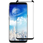 Galaxy S9 Screen Protector [2-Pack],Acedining[CASE-Friendly] Tempered Glass Screen Protector Compatible with Samsung Galaxy S9 -Clear
