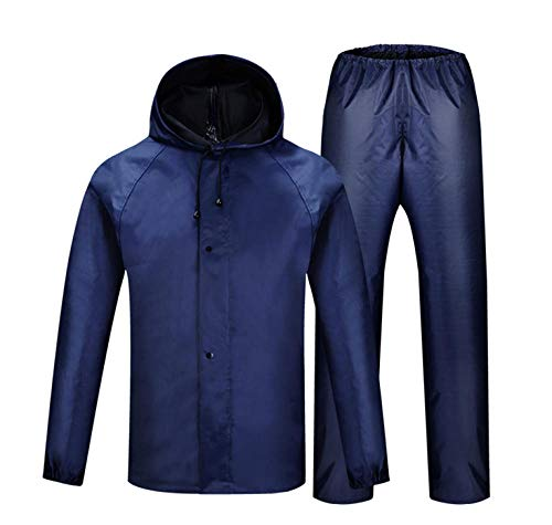 Abrigos Impermeables Traje de Lluvia Poncho Hombre ainsuit Pantalones de Lluvia Traje de Adulto-1_SG