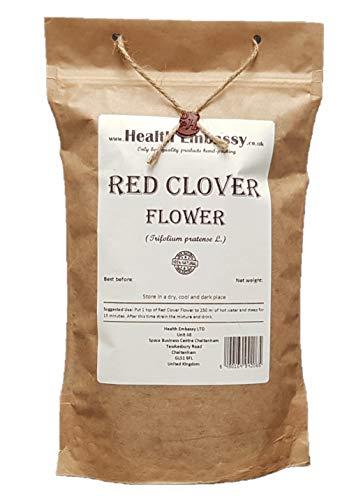 Flor del Trébol Rojo 50g ( Trifolium pratense ) té de hierbas