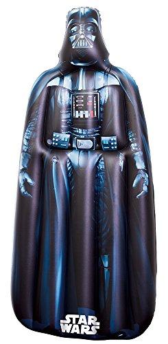 Happy People- Star Wars Darth Vader JA Materasso ad Aria, Colore Bianco, 16346