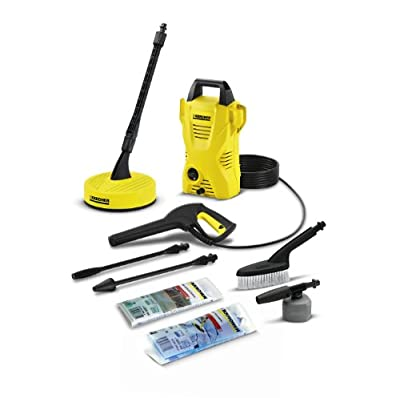 Kärcher K2 Compact Home and Car Air-Cooled Pressure Washer from Kärcher