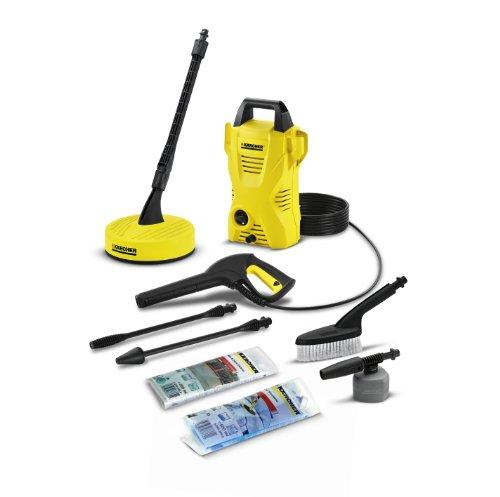 Kärcher 16731250 K2 Compact Home, 1400 W, Yellow