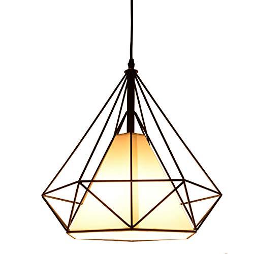 Lámparas de araña Moderno Minimalista Viento Industrial Luz Colgante Personalidad Creativa Comedor Iluminación Bar Iluminación de la Mesa de Hierro Forjado Lámpara de Hierro Forjado Lámparas de araña