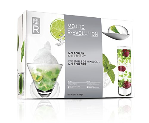 Molecule-R – Mojito Molecular Mixology Kit for Beginners – Mojito R-Evolution