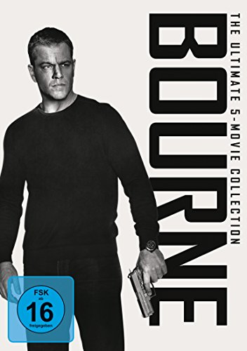 Bourne - The Ultimate 5-Movie Collection [5 DVDs]