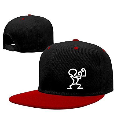 Hittings UFC Conor McGregor Dethrone Logo Contrast Color Hip Hop Baseball Caps White (5 Colors) Red