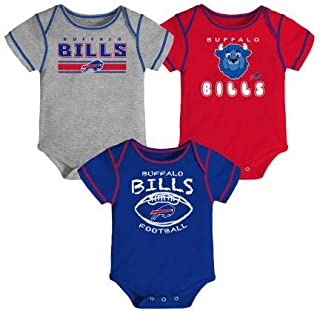 Rookie of The Year Royal Onesie or Toddler Tee Buffalo Football Fans NB-7T
