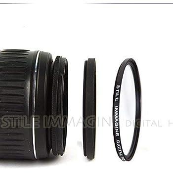 STEP UP obiettivo ø 67 mm a filtro 82 mm 67-82 DIGITAL HD ® ANELLO ø 67-82 mm