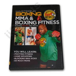 Mastering Boxing MMA & Fitness DVD Mercer RS 0653