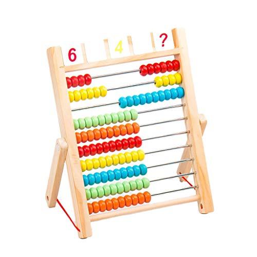 Almencla Niños Educativos Contar Juguete Número Contar Juguetes Preescolares Tempranos Matemáticas
