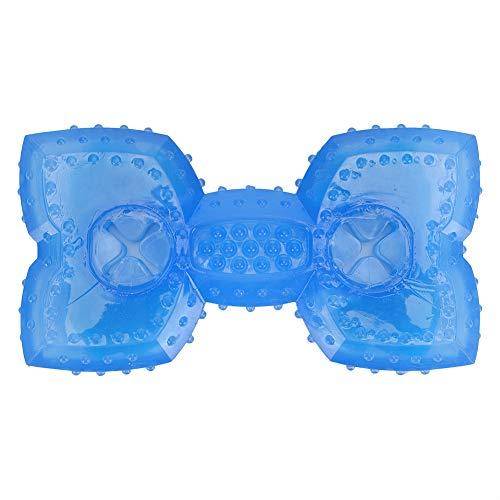 Cikonielf Juguete de refrigeración para perro congelable para mascotas de hielo Puzzle de refrigeración, congelar buscar alimentos de refrigeración mordedor juguete para el verano