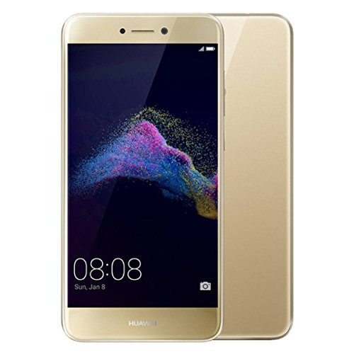 Huawei 361574 P9-Lite Smartphone (2017) (13,2 cm (5,2 Zoll) Display, 16 GB, Dual SIM, Android 7.0 Nougat) Gold