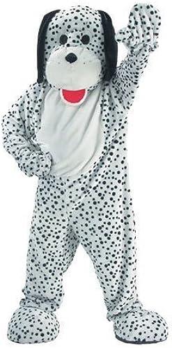 Dalmatian Mascot Costume Set - kids Größe Large (12-14) by Dress Up America
