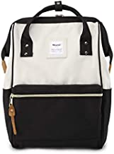Himawari School Laptop Backpack for College Large 15.6 inch Computer Notebook Bag Travel Business Backpack for Men Women?9001-BPH?