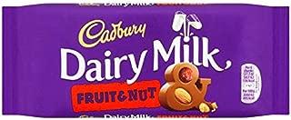 Best cadbury fruit and nut india Reviews